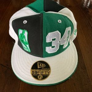 Boston Celtics Paul Pierce Hat